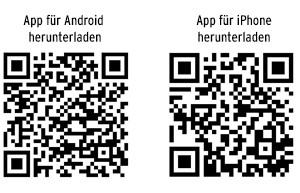 QR-Codes für ivive © AK, AK