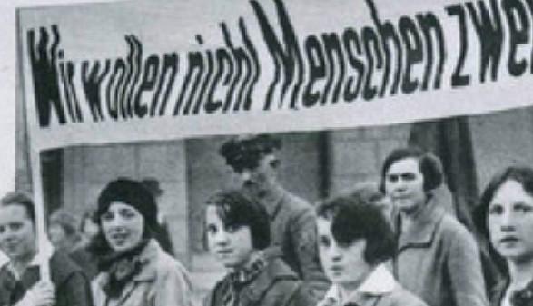 Frauenwahlrecht © AK Salzburg, AK Salzburg
