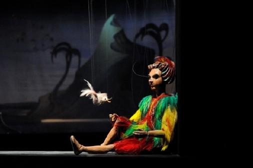 Marionettentheater_Zauberflöte © Salzburger Marionettentheater, Salzburger Marionettentheater