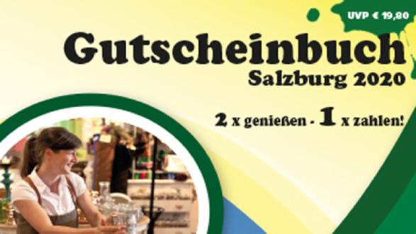 Cover des Gutscheinbuches 2018 © Bezirks-Gutscheinbuch.at, Bezirks-Gutscheinbuch.at