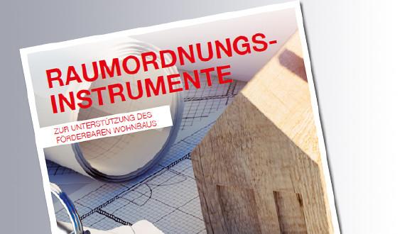 Studie Raumordnungsinstrumente © Arbeiterkammer, AK
