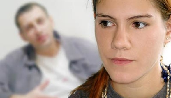Junge Frau ist genervt © Galina Barskaya, fotolia.com