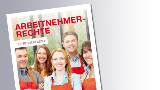 Titelseite Arbeitnehmerrechte © AK, AK