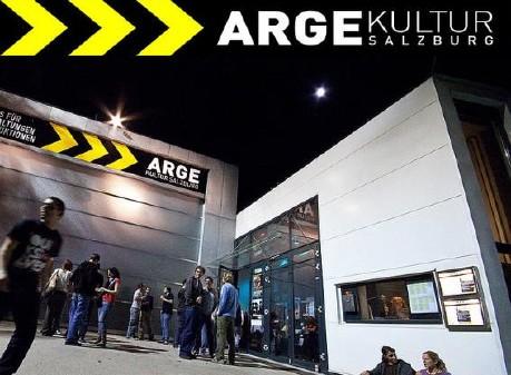Die ARGEkultur in Salzburg © ARGEkultur, ARGEkultur