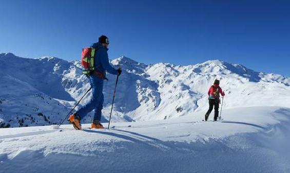 Skitourengeher © RAWabenteuerreisen, RAWabenteuerreisen