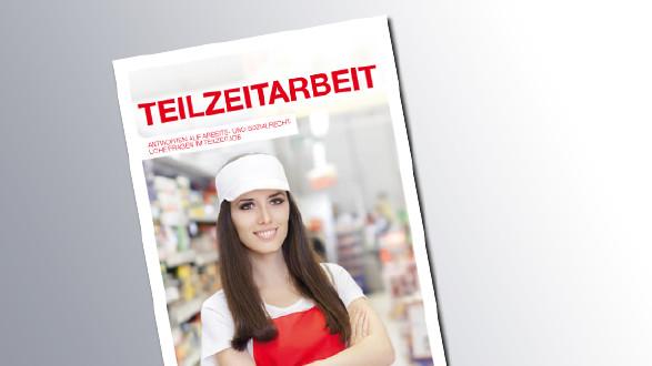 Titelseite Teilzeitarbeit © AK Salzburg, AK