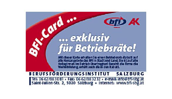BFI Card © BFI, BFI