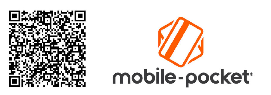 QR-Code mobile-pocket © QR-Code mobile-pocket