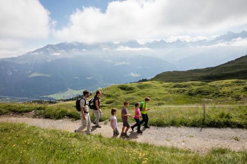Wanderferien in Savognin © Tourismus Savognin Bivio Albula AG, Tourismus Savognin Bivio Albula AG