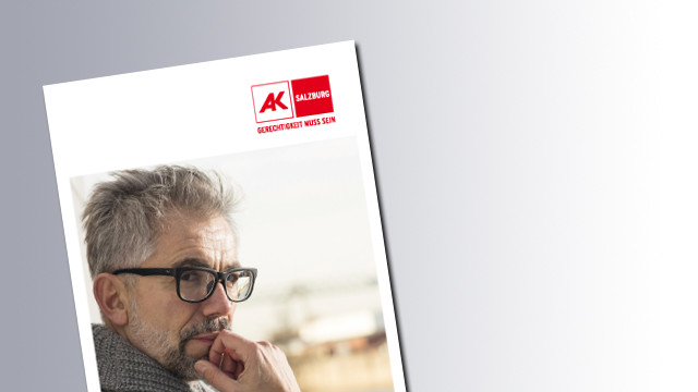 Titelseite Soziales Risiko Arbeitslosigkeit © AK Salzburg