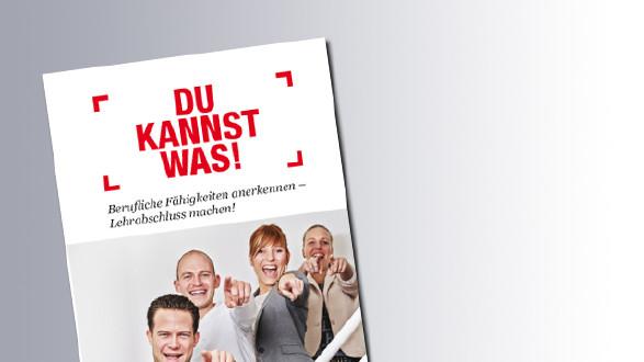 Titelseite Du kannst was © AK Salzburg