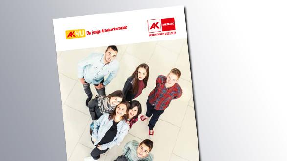 Titelseite Berufsschule © AK Salzburg