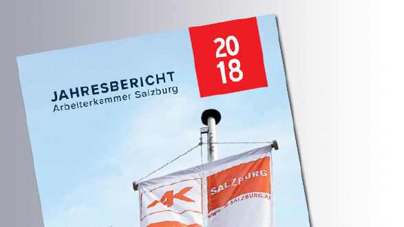 AK-Jahresbericht 2018 © AK Salzburg, AK Salzburg