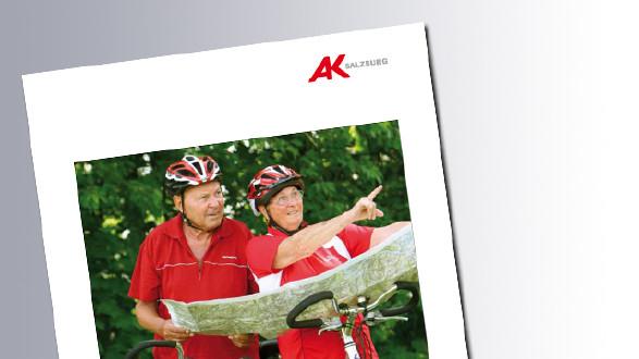 Titelseite Pflegeprävention und -Rehabilitation © AK Salzburg