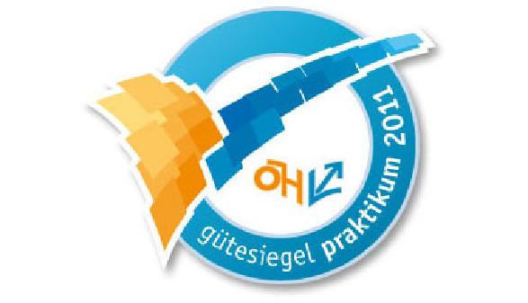 Gütesiegel Praktikum 2011 © OEH, OEH