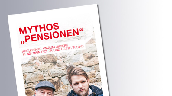 Titelseite Pensionen © AK, AK