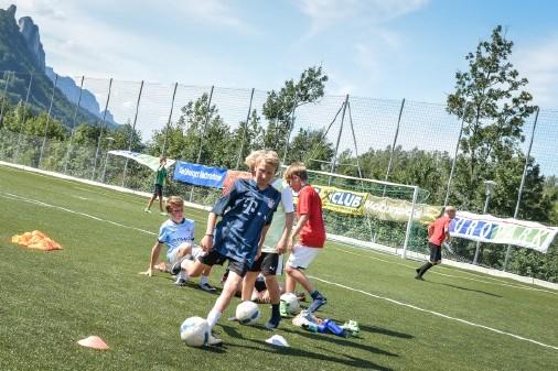 Fußball & Englisch © Soccer Academy
