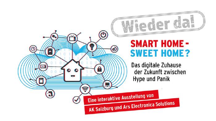 Ausstellung Smart Home - Sweet Home? © smart home - sweet home