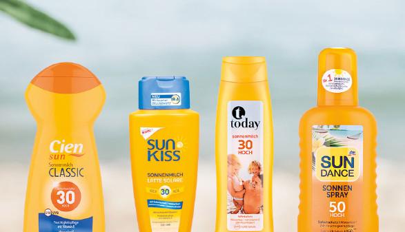Sonnenschutzmittel im Test © freepik/VKI, AK Stmk